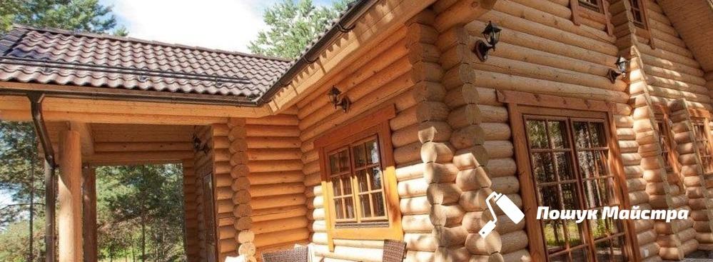 Дома из бруса во Львове: в чём преимущества