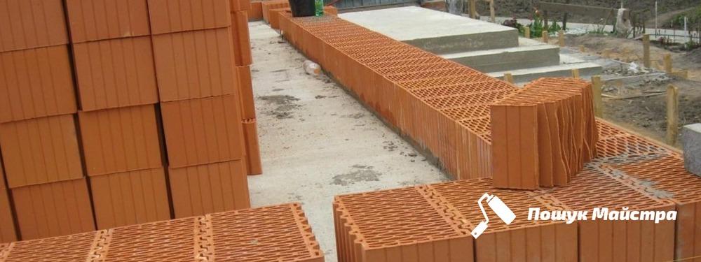 Дома из керамических блоков Поротерм | Цены и гарантии строительства