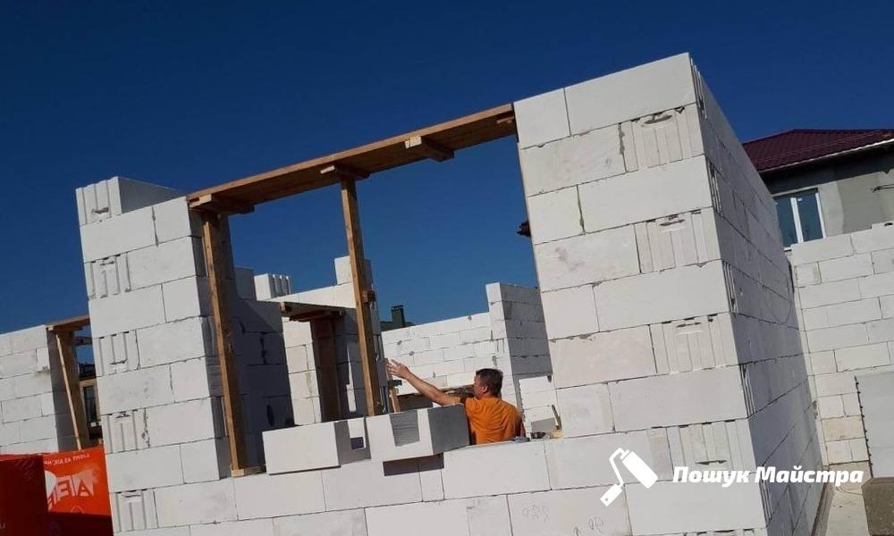 Будинки з піноблоків, газоблоків у Львові | Ціни і якість будівництва