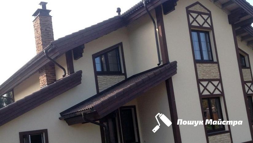 Дома из кирпича во Львове: технология возведения