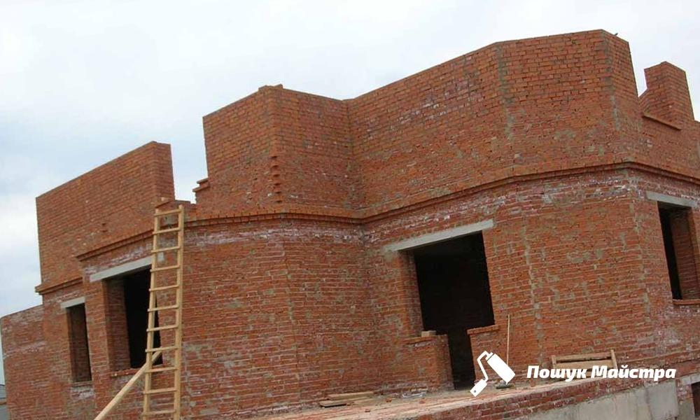 Будинок з цегли Львів: ціни на будівництво цегляних будинків
