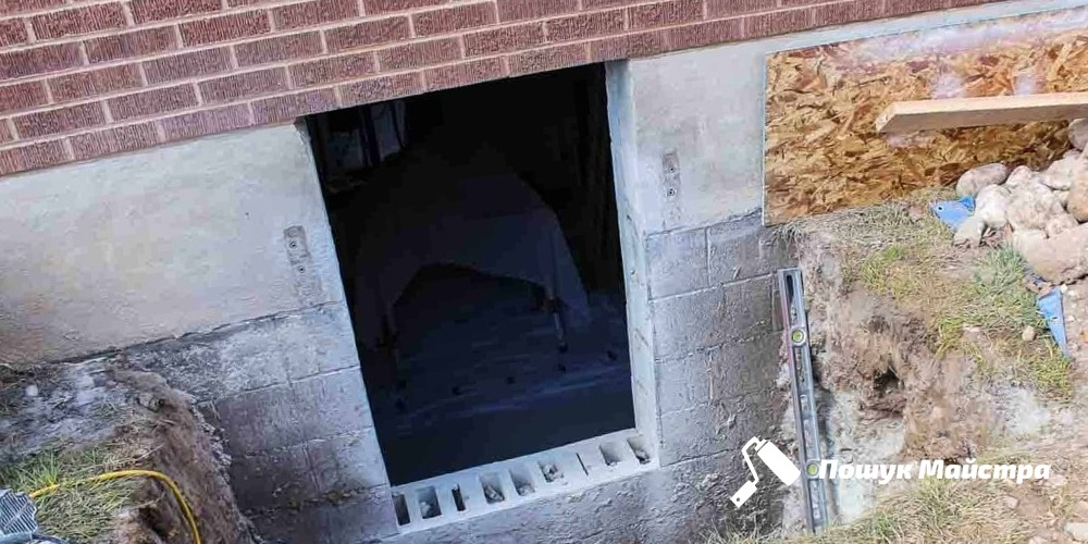 Демонтаж дверных проёмов в кирпичной стене во Львове: особенности технологии