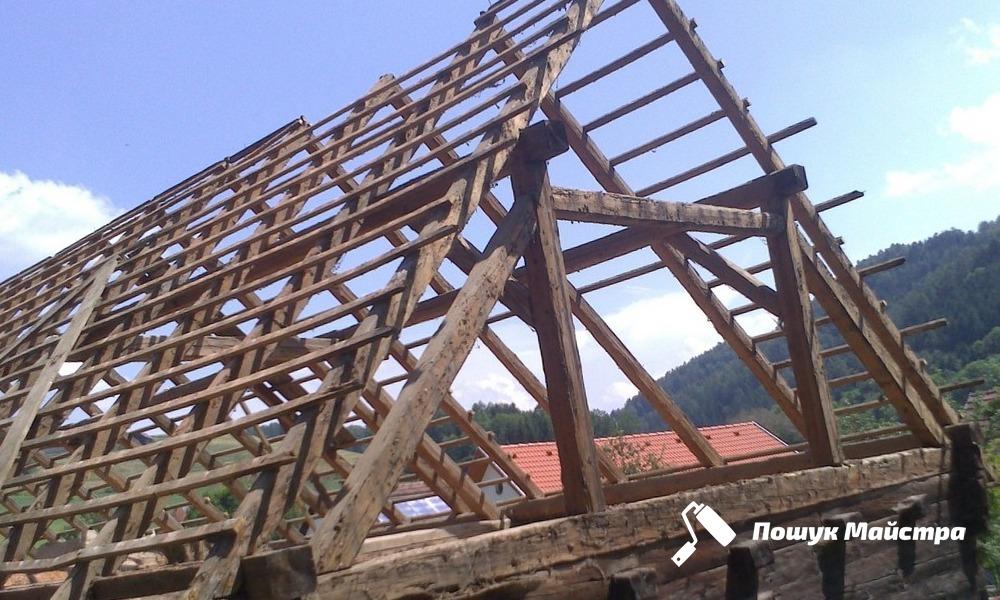 Демонтаж даху Львів: ціни, безпека