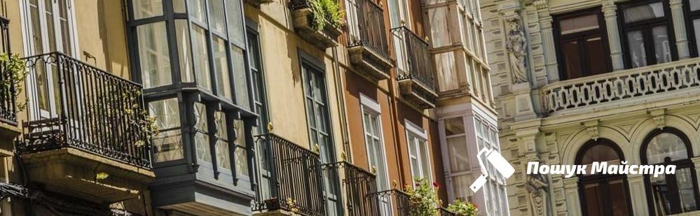 Демонтаж балконів Львів: ціни, безпека