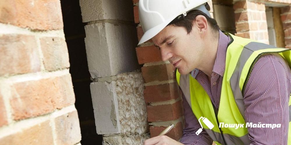 Нагляд за будівництвом: технологія проведення робіт